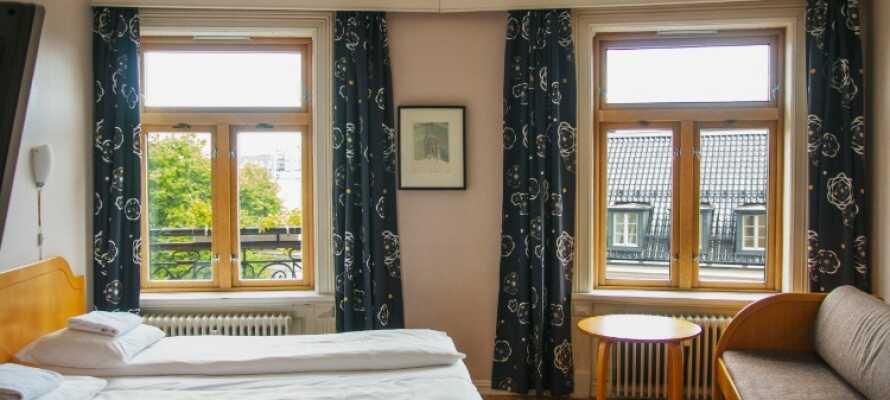 Nyd godt af en gratis Premier-værelsesopgradering, hvis I overnatter mere end to dage.