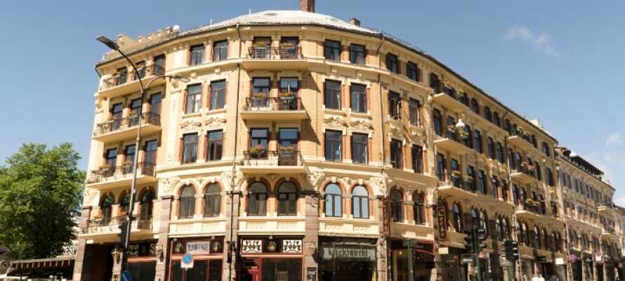 Hold en dejlig weekend i Oslo mens I overnatter på det berømte Cochs Pensjonat.