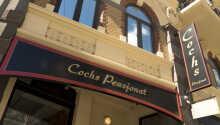 Systrarna Coch öppnade Cochs Pensjonat för nästan 100 år sedan.