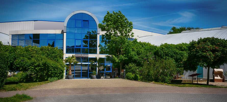 Hotellet har en central beliggenhed på øen Rügen, og tilbyder en perfekt base for familieferie og aktiv ferie.