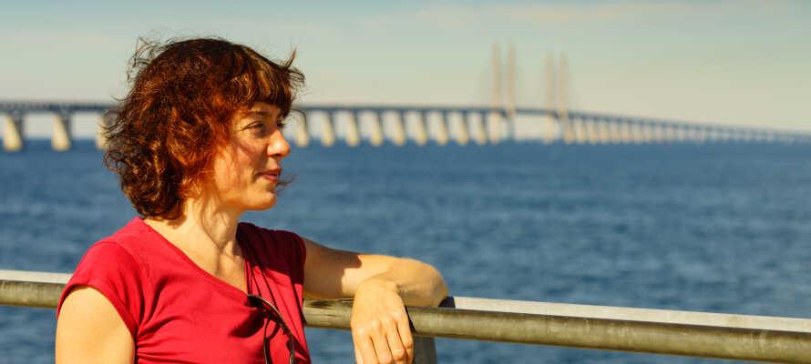 Skåne och Öresundsregionen bjuder på många fina området och härliga utflyktsmål.