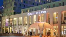 Varmt välkomna till det moderna och inbjudande Quality Hotel The View.