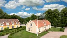 Ronnums Herrgård ist ein historisches Juwel in Vargön, zwischen Vänersborg und Trollhättan.