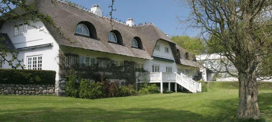 Hotel Comwell Borupgaard er en nordsjællandsk hotellperle.