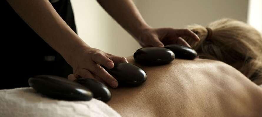 Slap af med lidt massage og genvind kræfterne komme tilbage