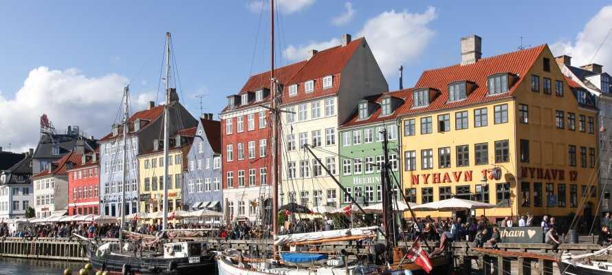 Hotellets kök har 30 års erfarenhet och serverar traditionella danska rätter tillagade med omsorg och från de färskaste råvarorna