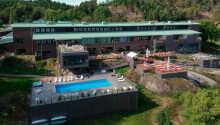 Koselige Vann Spa, Hotell & Konferens er et av Sveriges fremste spa-hoteller.