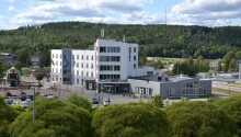 Book et ophold på Hotell Årjäng, som ligger en kort køretur fra den norske grænse.