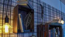Das moderne Hotel ist perfekt für einen Familienausflug nach Värmland, denn es bietet viele Aktivitäten.
