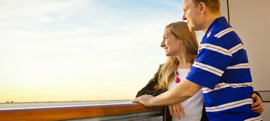 Tag er ut på båttur från Bad Malente och njut av en härlig tur på områdets fem sjöar.
