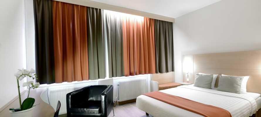 Good Morning Karlstad City tilbyr moderne og stilige rom og et vennlig og serviceinnstilt personale.