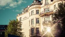 Bo på Stockholms äldsta hotell, som välkomnade sina första gäster för över 150 år sedan.
