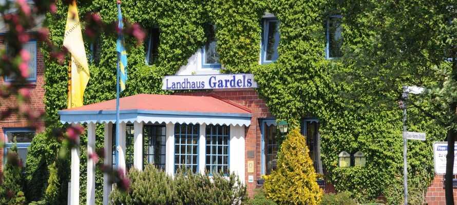 Varmt välkomna till det 4-stjärniga Ringhotel Landhaus Gardels i Nordtyskland.