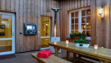 Ta hotellsjefen med på en fantastisk flytur over Nordsjø-regionen.