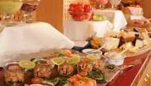 Hotellet byder hver dag på en lækker gourmetmorgenmad, som giver jer den perfekte start på dagen.