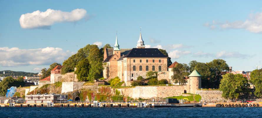 Machen Sie einen Ausflug zur Akershus Festung in Oslo.