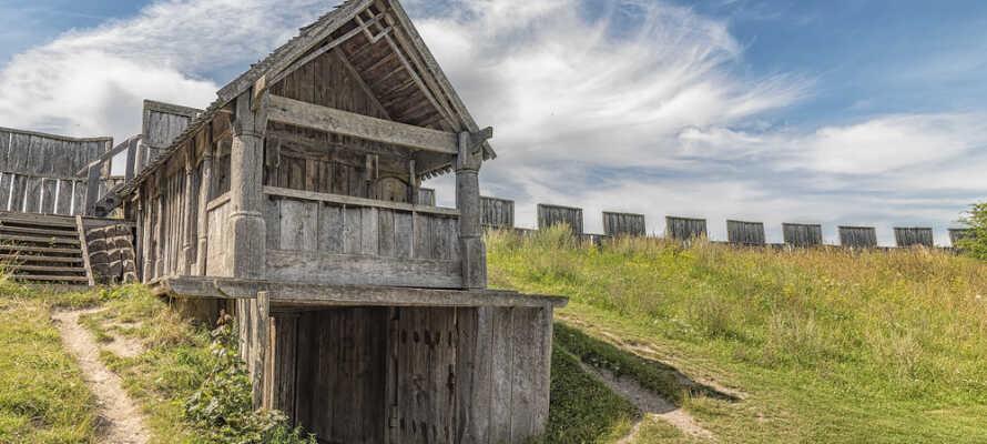 Gordarike viking- og familiepark er en spennende dag ute for hele familien.