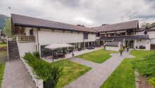 Hotellet erbjuder bekväma och moderna faciliteter.