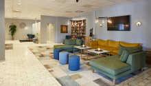 Hjertelig velkommen til det dejlige og nyrenoverede Karlskoga Hotel.