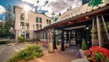 Hotel Tannenpark hälsar er välkomna till en härlig semester i trevliga omgivningar
