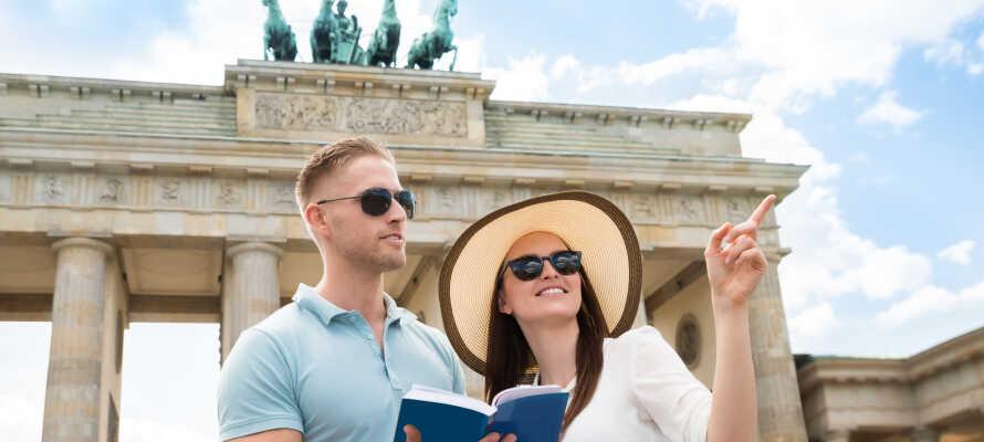 Med både historie, kultur, shopping og caféliv, er Berlin er af verdens mest alsidige storbyer.