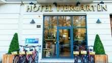 Hotel Tiergarten byder velkommen til en herlig storbyferie med alletiders base i Berlin-Mitte.