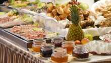 Morgenmaden byder på et godt udvalg af produkter, så der er noget for enhver smag.