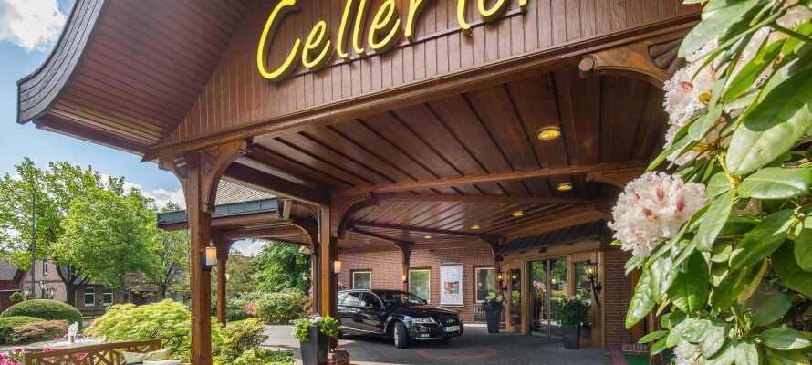 Det 4-stjernede hotel tilbyder flotte og komfortable omgivelser, hvor personalet har stort fokus på den venlige og personlige betjening.
