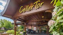 Velkommen til et opphold med velvære, god mat og spennende opplevelser på det 4-stjerners Ringhotel Celler Tor.