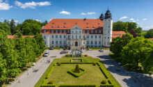 Med sine fem stjerner er Schloss Fleesensee bestemt en oplevelse og et skønt sted at holde ferie.