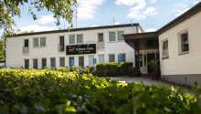Hotell Solhem Park byder velkommen til et ophold i naturskønne omgivelser i Borås.