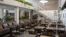 Hotellet kan by på romslige og innbydende fasiliteter.