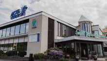 Bestill en billig hotellpakke med halvpensjon på Vätterleden Hotel & Restaurant.