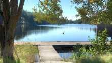 Dalarna är ett utmärkt val för en aktiv semester med sina möjligheter till vandring, cykling och fiske.