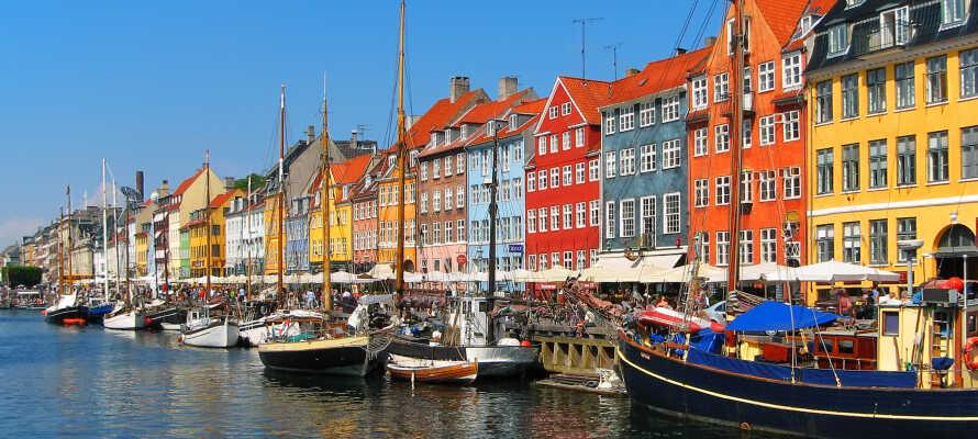 København er fuld af oplevelser og seværdigheder lige fra Nyhavn til Den Lille Havfrue.