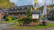 Das Mühlen Hotel Konschake begrüßt Sie zu einem gemütlichen Aufenthalt in einer idyllischen Umgebung im Moseltal.