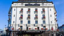 Das 4-Sterne-Hotel Copenhagen Plaza befindet sich direkt gegenüber vom Tivoli im Herzen von Kopenhagen.