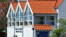 Varmt välkomna till Skagen Motel med centralt läge i vackra och maritima Skagen på norra Jylland.