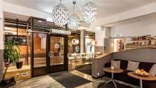 Clarion Collection Hotel Saga byder velkommen til et herligt ophold centralt i Linköping.