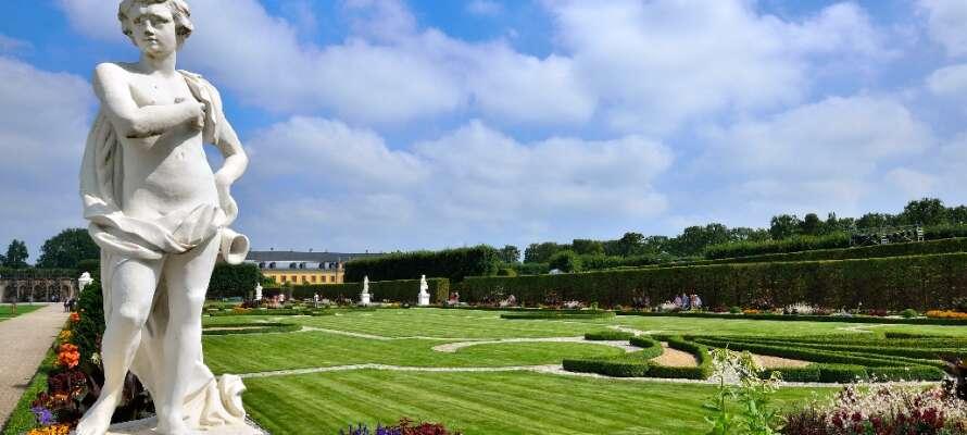 Ni får inte missa att besöka Herrenhäuser Gärten som är en av Europas vackraste barockparker.
