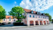 ACHAT Hotel SchreiberHof Aschheim er et 4-stjernet hotel i nordlige del af München.
