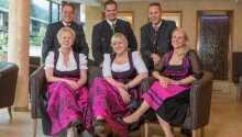 Varmt välkomna till Urslauerhof och Österrikes vackra alplandskap.