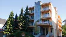 Välkomna till en trevlig och avslappnad semester på Polaris III som ligger i den vackra polska kurorten Swinoujscie