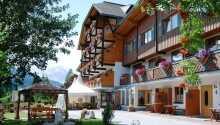 Varmt välkomna till Aparthotel Ferienalm och Österrikes vackra alplandskap.