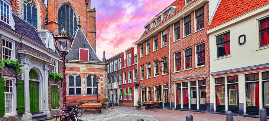 Amstelveens charmerende centrum er bestemt værd at besøge.