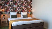 Eksempel på et av hotellets Comfort-værelser.