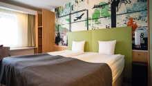 Bestill en billig hotelpakke på Good Morning Arlanda med Risskov Bilferie.