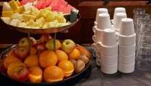 Nyt et opphold med frokost og middag inkludert i hotellpakken.