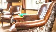Hotellets koncept bygger på inspiration fra de klassiske engelske pubs.