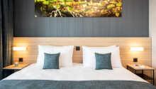Die Zimmer sind gemütlich und komfortabel und bieten alle eine wunderbare 4-Sterne-Qualität.